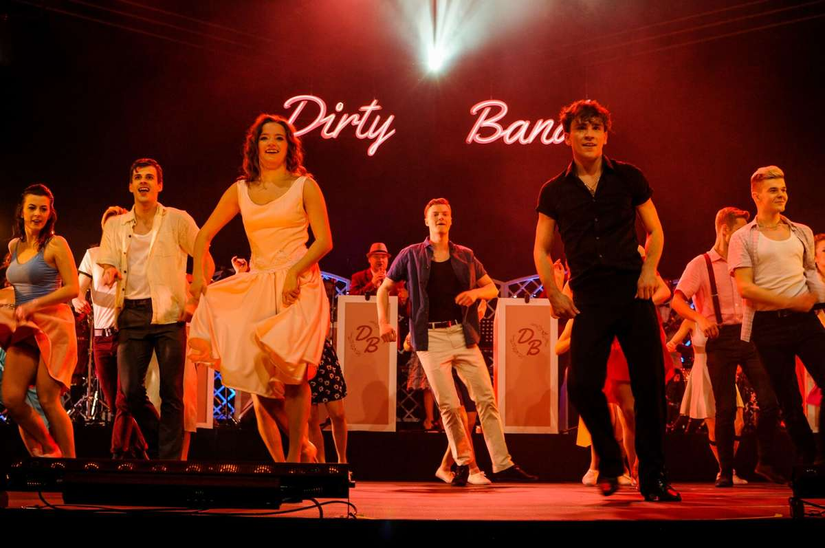 DIRTY DANCING MUSIC & DANCE SHOW  - full image