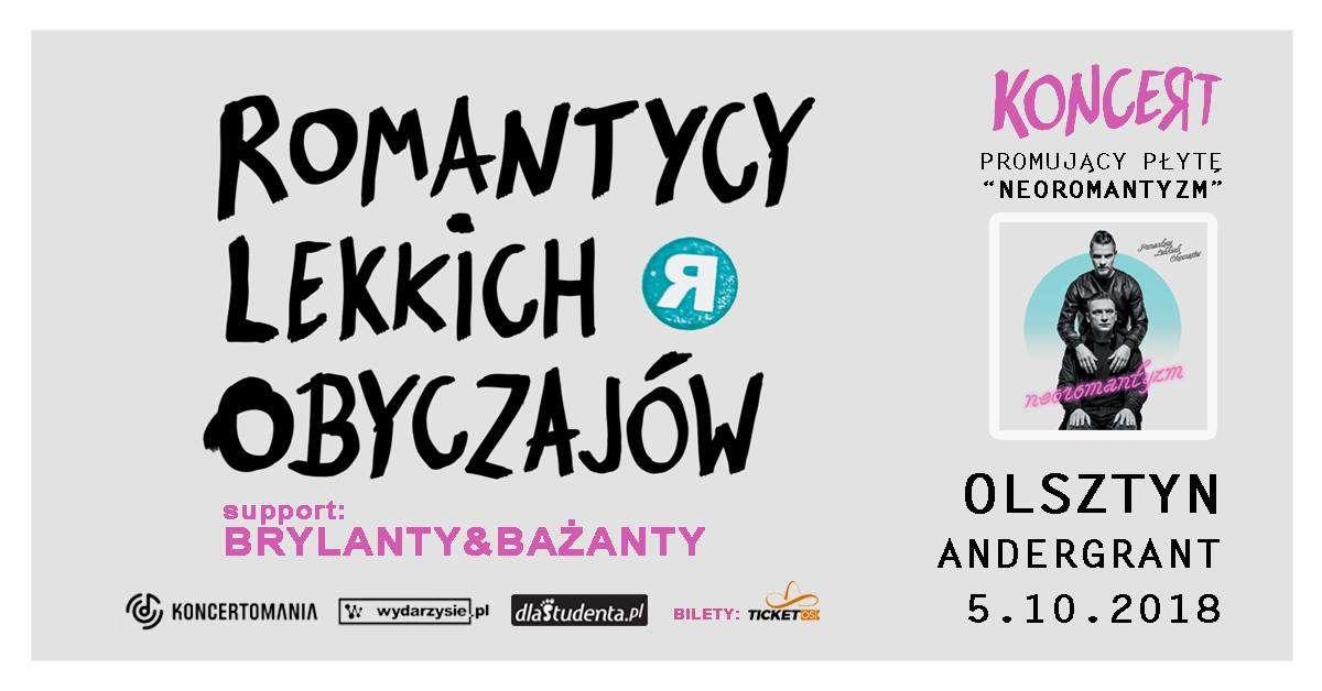 Romantycy Lekkich Obyczajów w Olsztynie - full image