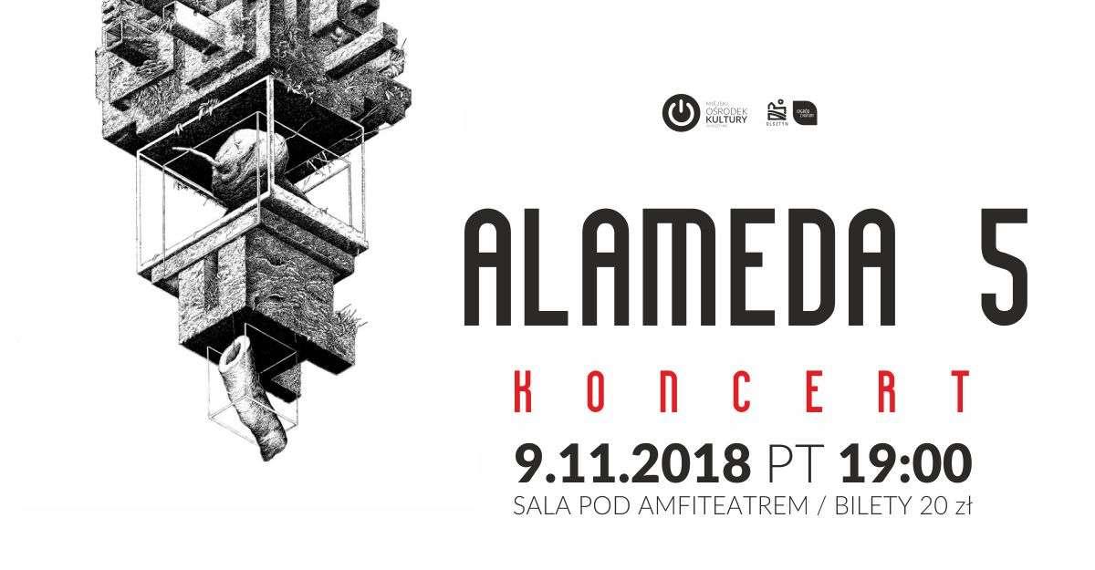Koncert Almeda 5 - full image