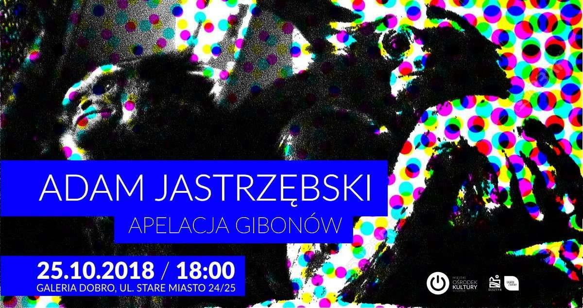 Adam Jastrzębski: Apelacja gibonów - full image