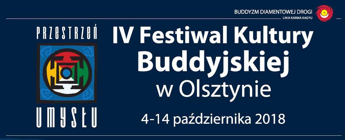 IV Festiwal Kultury Buddyjskiej w Olsztynie - full image
