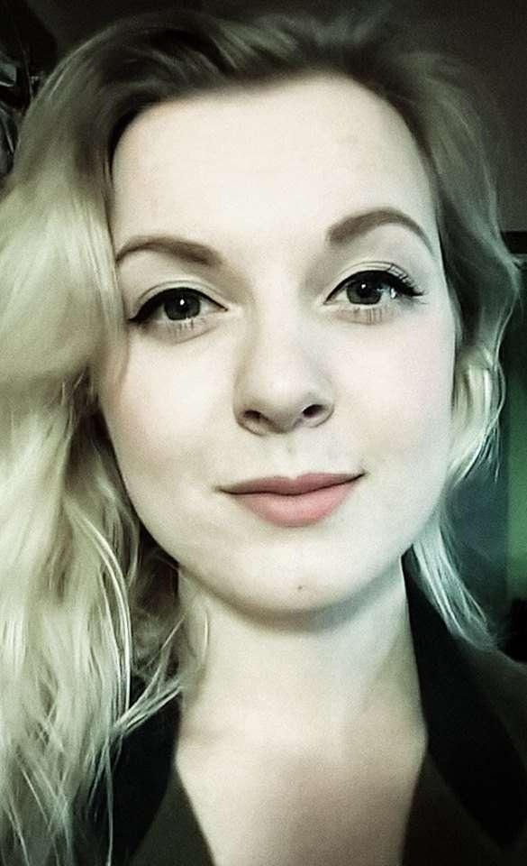 Marysia Duczyc- studentka wydziału Bioinżynierii Zwierząt  była jedną z pierwszych. która oddała dla prorektora krew