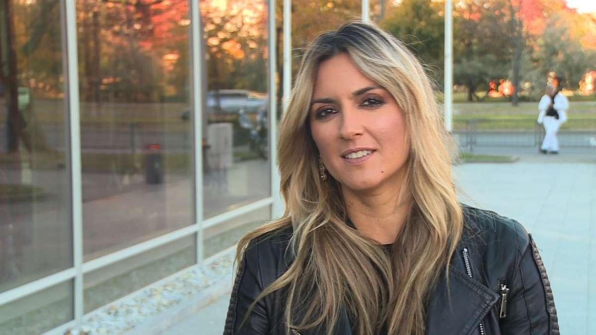 Karolina Szostak: Trzy dni w miesiącu jestem na sokach. Mój organizm wtedy bardzo odpoczywa - full image