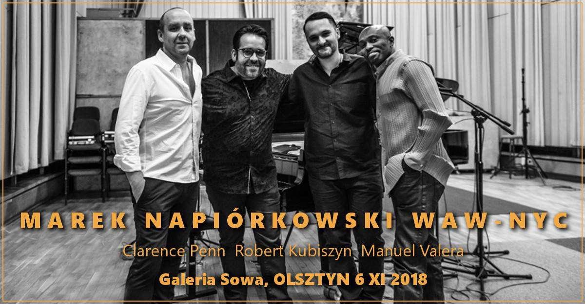 Marek Napiórkowski WAW - NYC - full image