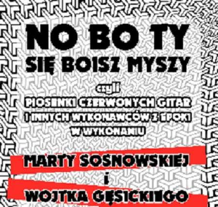 No bo Ty się boisz myszy- Marta Sosnowska&Wojtek Gęsicki - full image