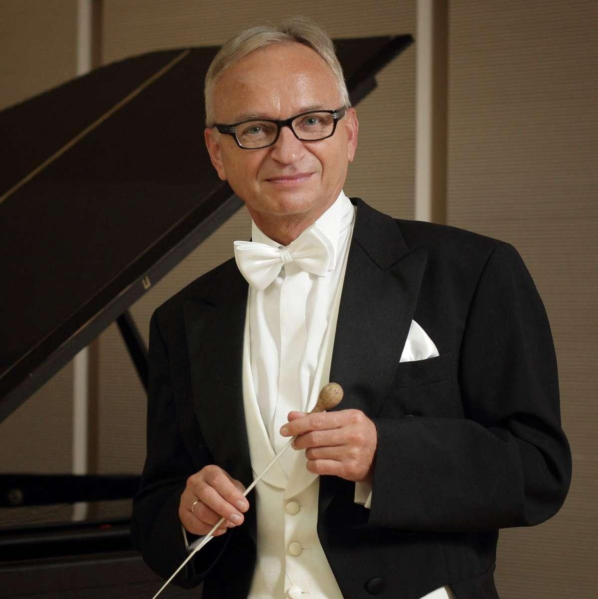 Profesor Benedykt Błoński - full image