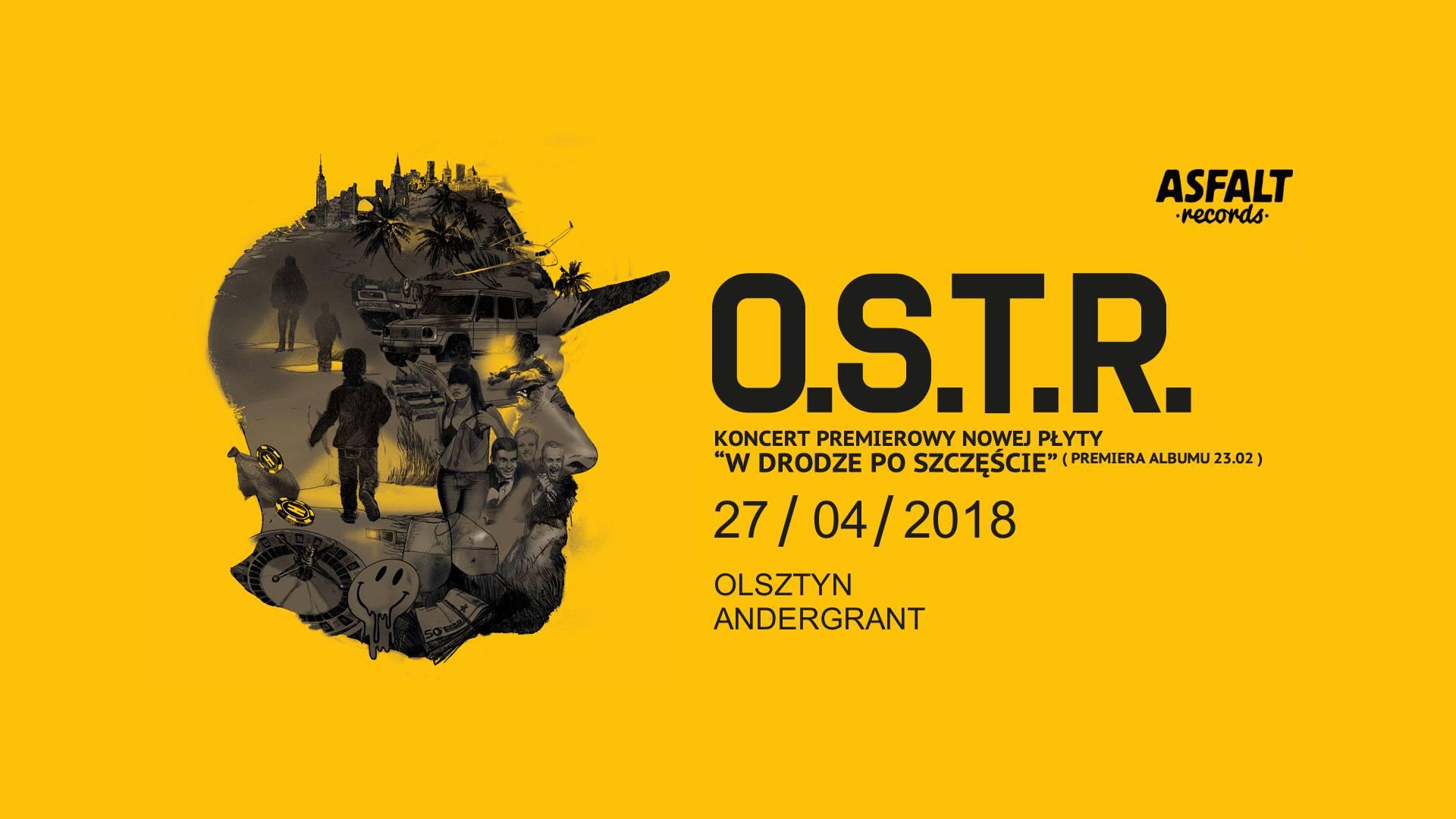 O.S.T.R. w AnderGrancie!