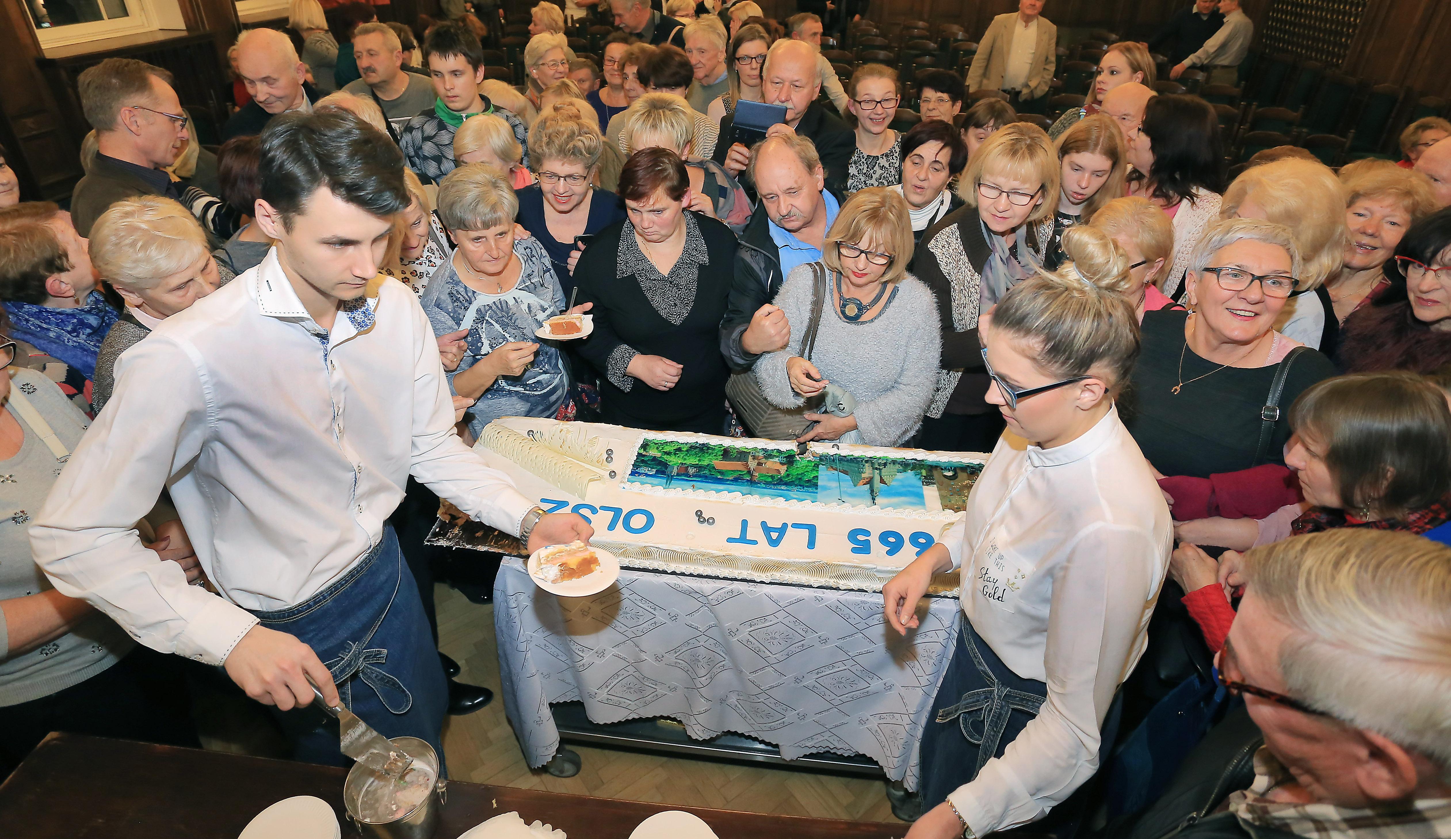 Świętujemy 665. urodziny Olsztyna
