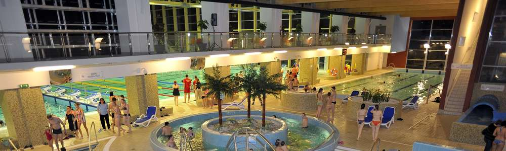 Gala Tańca Na Wodzie w Aquasferze