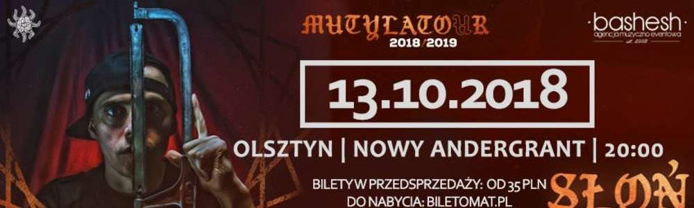 Koncert SŁOŃ WSRH D666a w Olsztynie