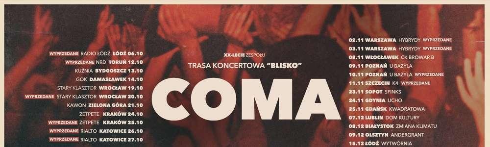 COMA w Olsztynie
