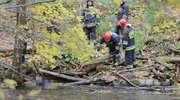 Policjanci ustalili tożsamość mężczyzny, którego ciało znaleziono w niedzielę w Łynie