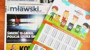 """Nie przegap! Najnowsze wydanie """"Kuriera"""" (10 - 16 października 2018 r.) z tablicą edukacyjną"""