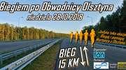 Biegiem po Obwodnicy Olsztyna