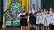 XVIII Dzień Papieski i Międzynarodowy Dzień Białej Laski w szkole w Marzęcicach