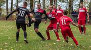 MKS Działdowo zakończył rundę jesienną na fotelu lidera