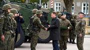 Nowoczesne Rosomaki trafiły do Elbląga [zdjęcia]