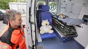 Specjalistyczna karetka neonatologiczna trafiła do pogotowia ratunkowego W Olsztynie [GALERIA, VIDEO]