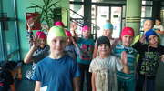 Uczniowie z Kruszewca uczą się pływać