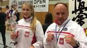 KARATE KYOKUSHIN\\ Mistrzyni Niemiec jest z Iławy! Złoto Wiktorii Witkowskiej
