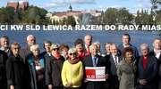 Iławskie SLD prezentuje swoich kandydatów do Rady Miasta Iława