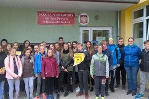 Uczniowie SP w Kowalach Oleckich odkrywają historię niepodległej Polski