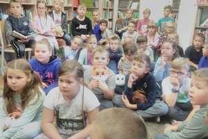 Ogólnopolski Dzień Głośnego Czytania w szkole w Biskupcu