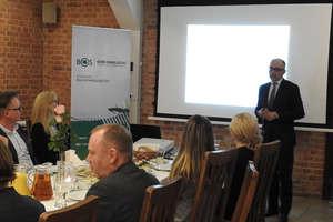 Śniadanie biznesowe z ekspertami Banku Ochrony Środowiska [zdjęcia]