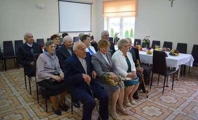 Złote Gody w gminie Rzewnie