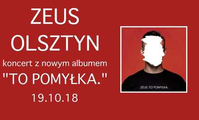 Koncert ZEUSA w Olsztynie