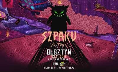 Szpaku w Olsztynie
