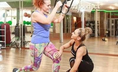 Najpierw trening funkcjonalny, potem masaż