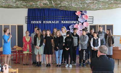 Wyjątkowy Dzień Edukacji Narodowej w ZSP w Kozłowie