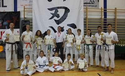 Oleccy karatecy udanie rozpoczęli sezon