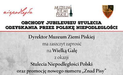 Wielka Gala z okazji stulecia Niepodległości Polski