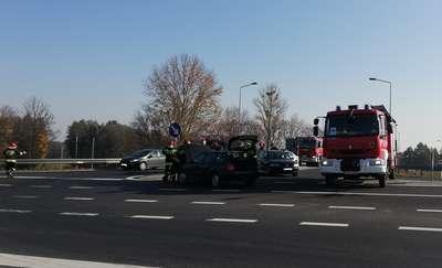 Kolejny wypadek na obwodnicy Olecka