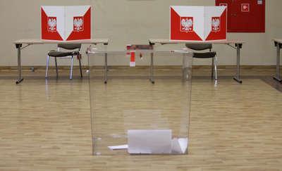 Pierwsi głosujący pojawili się już przed otwarciem lokali