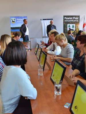 Kolejne szkolenie z zakresu zarządzania procesami w Powiecie Piskim
