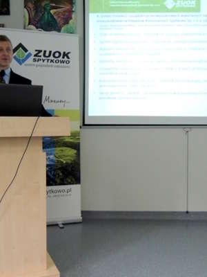 Szkolenie z zakresu ppoż. w ZUOK Spytkowo