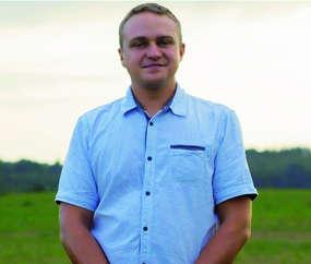 Piotr Szulc, wójt gminy Kolno