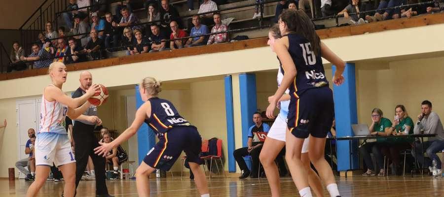 Olsztyńskie koszykarki, zgodnie z oczekiwaniami, nie sprostały u siebie faworyzowanemu Liderowi Pruszków