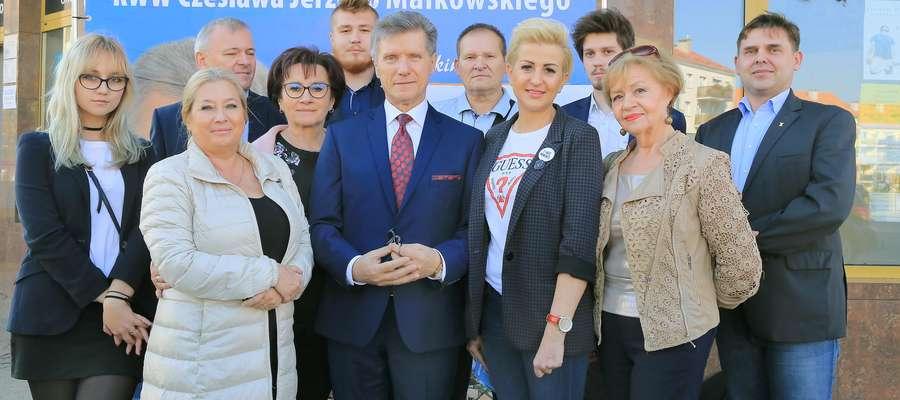 Małkowski wybory konferencja