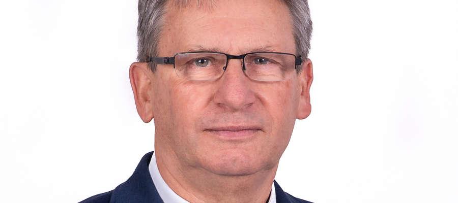 Krzysztof Pietrzykowski, kandydat na burmistrza Susza