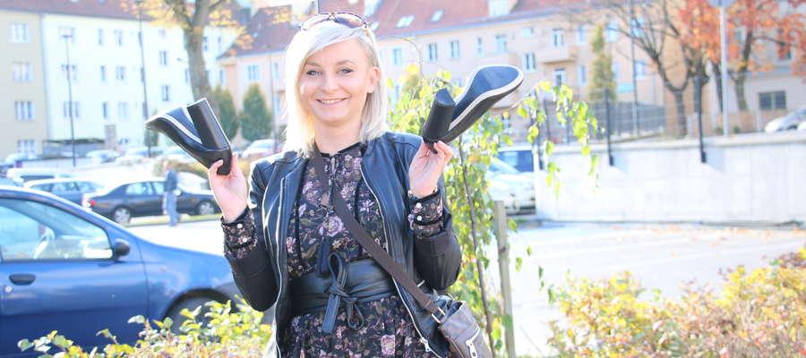 Kasia Derewicz- Kołtun: — Buty przez Internet zamawiam bardzo rzadko. Wolę przymierzyć!