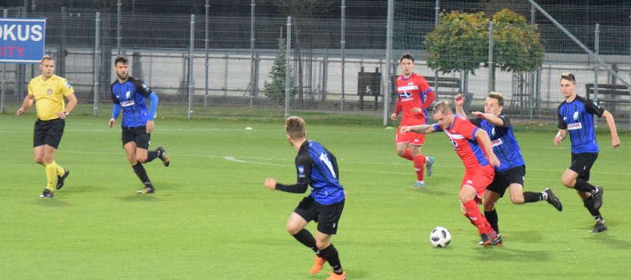 Ostatnio piłkarze Sokoła zremisowali 2:2 z Pelikanem Łowicz
