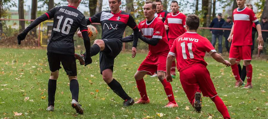 MKS rundę jesienną zakończył wygranym meczem