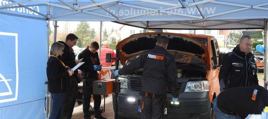 PitStop Olecko Auto Reflex: trwa bezpłatna kontrola samochodów