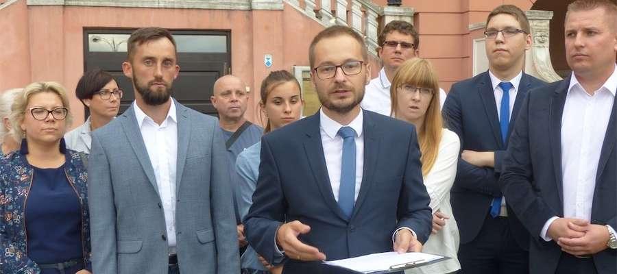 Dawid Kopaczewski zaprasza wszystkich kandydatów na burmistrza Iławy do debaty na temat miasta
