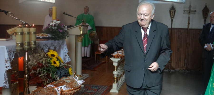 """Gospodarstwo Rodzinne """"Dar Ziemi"""" w Pilniku organizuje co roku dożynki"""
