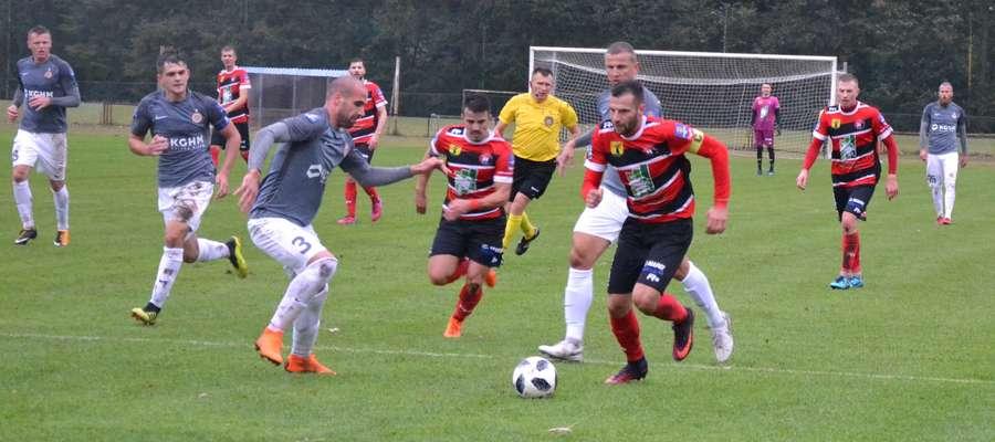 Po wyeliminowaniu Zagłębia Lubin w 1/16 Pucharu Polski morążanie zmierzą się z Arką Gdynia